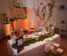 Salon du mariage au Casino de Cabourg