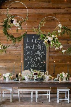 Tendances mariage 2017