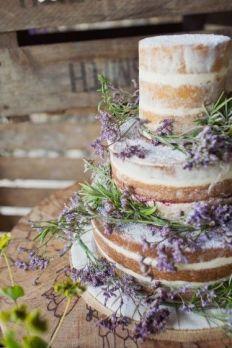 Gâteau de mariage 2017