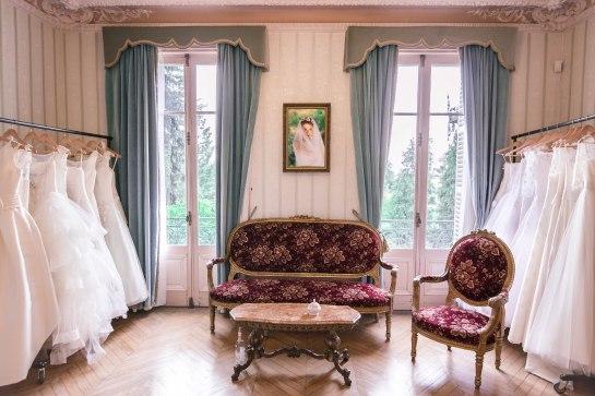 Boutique robes de mariée